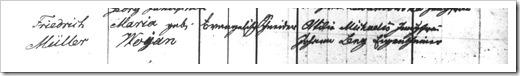 MILLER, Eduard Baptism Register (Page 2)